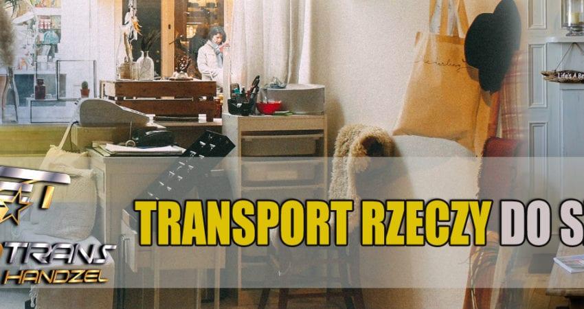 przewóz mebli szwecja polska